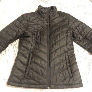 Columbia Black puffer Jacket